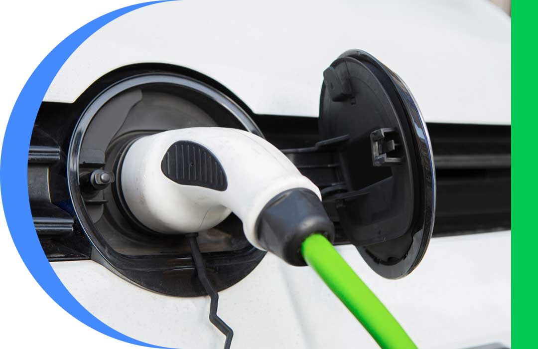 Install electric car charger at home