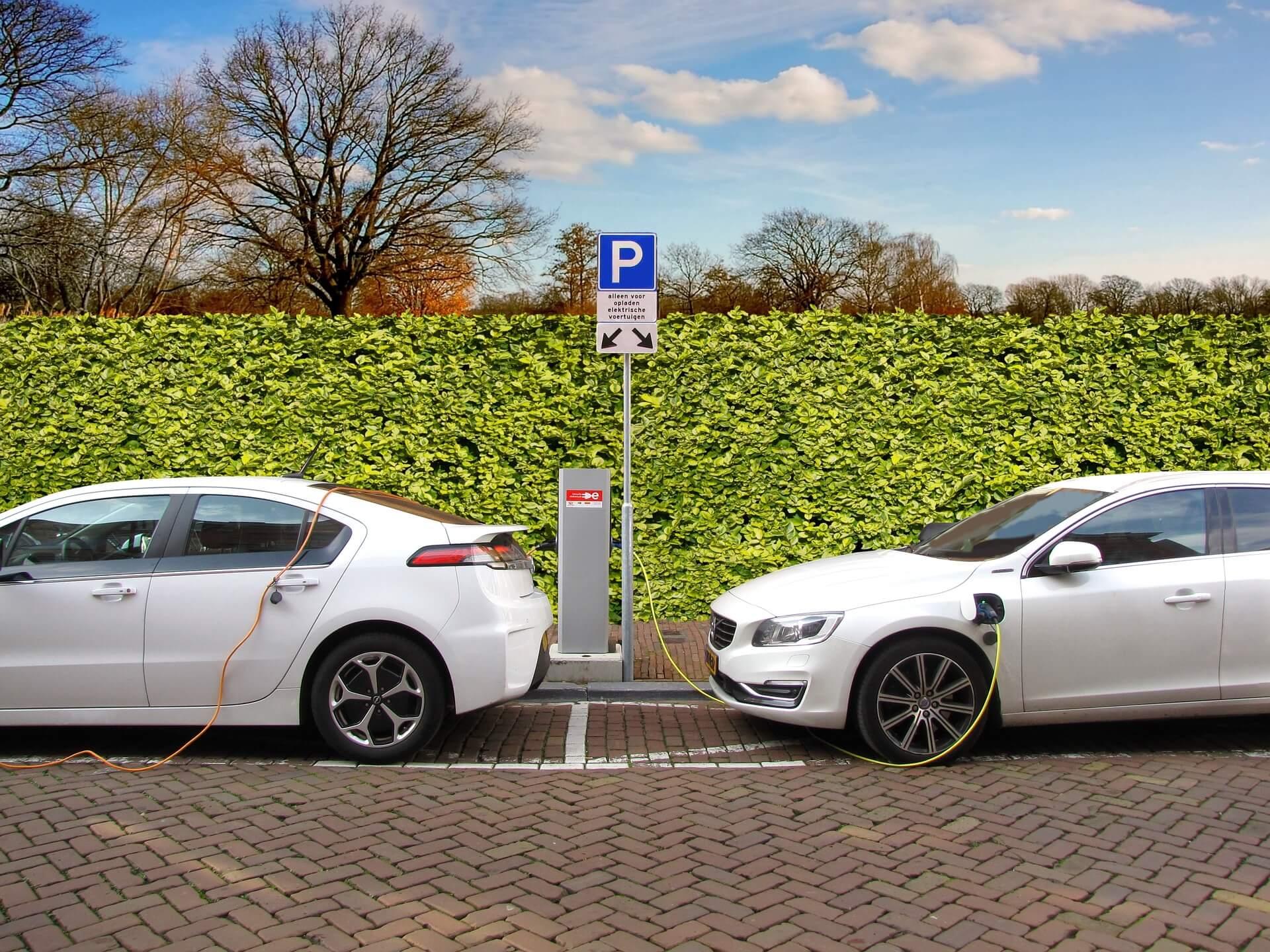 OLEV grants for EV Charging Points
