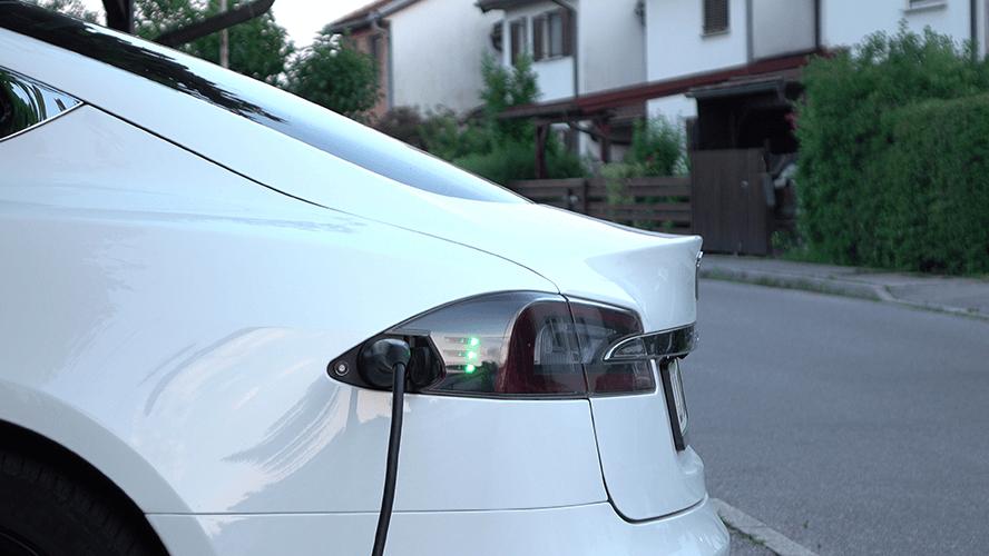 Car charging at home